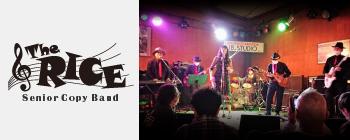 シニアコピーバンド The RICE