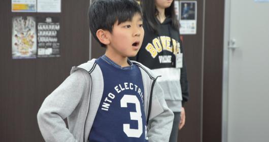タレント養成小学生高学年コース<br>(基礎・応用)